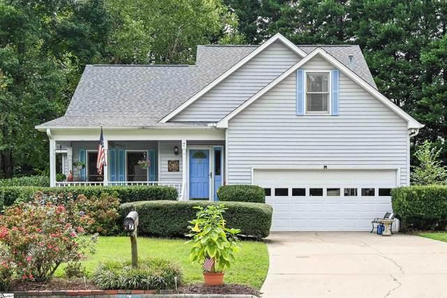 7 Brookford Court, Greenville, SC 29615 (#1454624) :: Expert Real Estate Team