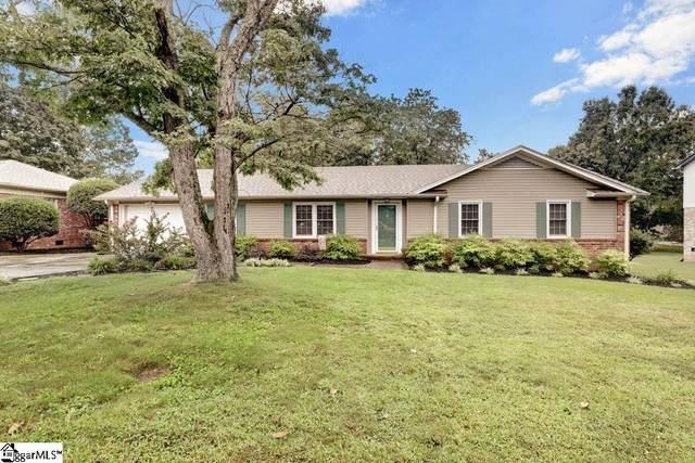 109 Richfield Terrace, Greer, SC 29650 (#1454626) :: Dabney & Partners