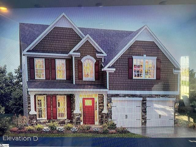 412 Raleighwood Lane, Simpsonville, SC 29681 (#1454643) :: Hamilton & Co. of Keller Williams Greenville Upstate