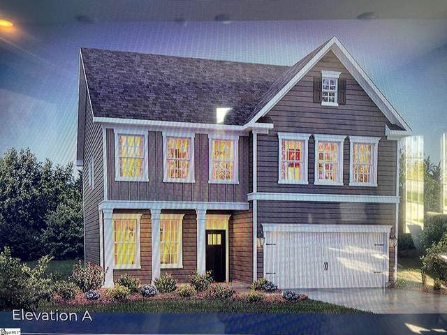 414 Raleighwood Lane, Simpsonville, SC 29681 (#1454644) :: Parker Group