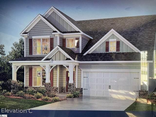 417 Raleighwood Lane, Simpsonville, SC 29681 (#1454648) :: Parker Group