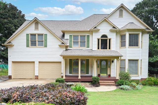312 Woodway Drive, Greer, SC 29651 (#1454653) :: Hamilton & Co. of Keller Williams Greenville Upstate