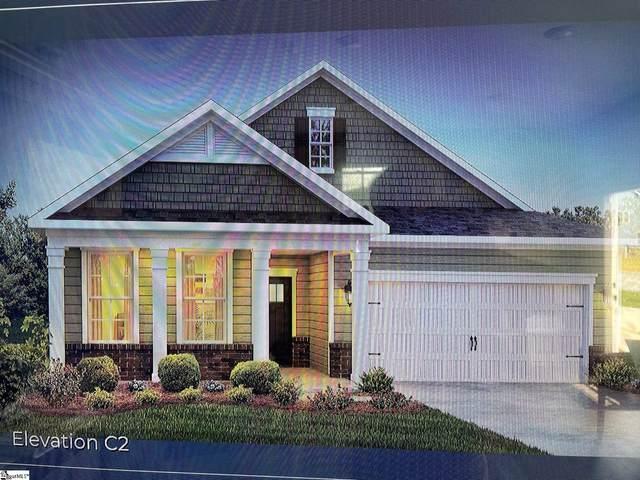 419 Raleighwood Lane, Simpsonville, SC 29681 (#1454657) :: Hamilton & Co. of Keller Williams Greenville Upstate
