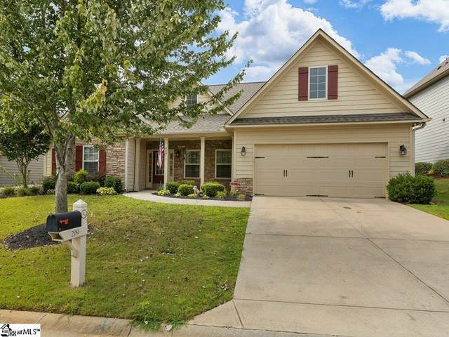 209 Raven Falls Lane, Simpsonville, SC 29681 (#1454671) :: Dabney & Partners