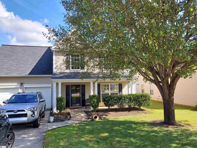 216 Clay Thorn Court, Greer, SC 29651 (#1454677) :: Hamilton & Co. of Keller Williams Greenville Upstate