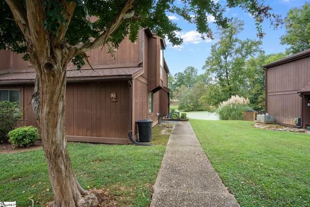 3106 Bethel Road Unit 92, Simpsonville, SC 29681 (MLS #1454707) :: Prime Realty