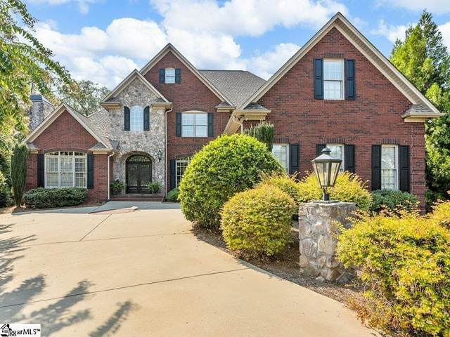 137 Whites Mill Way, Spartanburg, SC 29307 (#1454712) :: DeYoung & Company