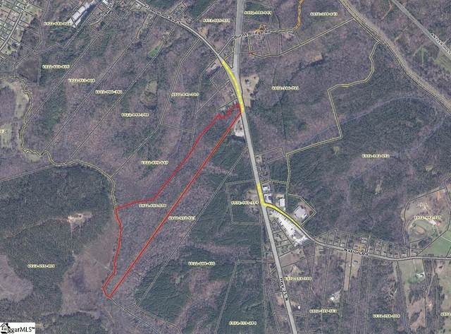 00 S Greenwood Highway, Ware Shoals, SC 29692 (#1454713) :: Parker Group