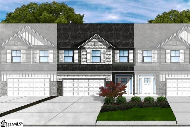 314 Trail Branch Court Lot 35, Greer, SC 29650 (#1454717) :: Dabney & Partners