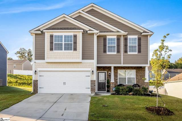 1104 Downing Bluff Drive, Simpsonville, SC 29681 (#1454721) :: Parker Group