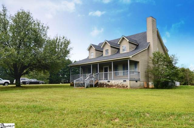 122 Carr Road, Piedmont, SC 29673 (MLS #1454729) :: EXIT Realty Lake Country