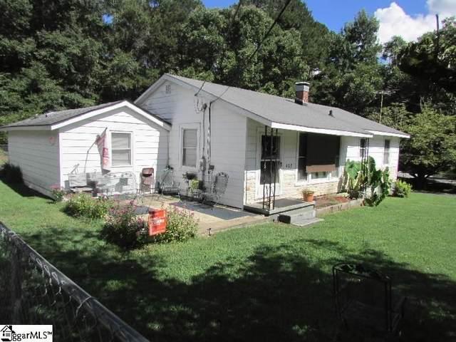 407 Clemson Street, Laurens, SC 29360 (#1454740) :: Dabney & Partners