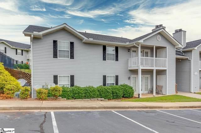 705 Pelham Square Way, Greer, SC 29650 (MLS #1454748) :: EXIT Realty Lake Country
