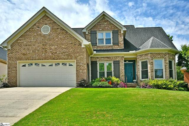 8 Green Arbor Lane, Greenville, SC 29615 (MLS #1454756) :: EXIT Realty Lake Country