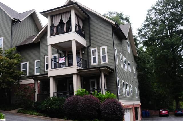 204 E Park Avenue Unit 802, Greenville, SC 29601 (#1454762) :: Parker Group