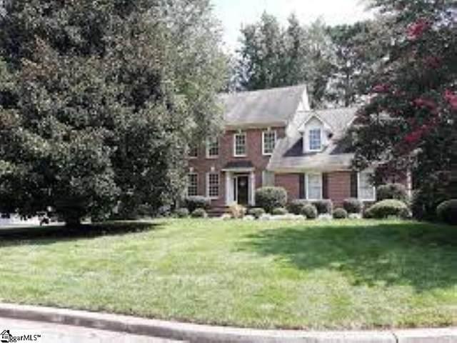 6 Hidden Oak Terrace, Simpsonville, SC 29681 (#1454789) :: Hamilton & Co. of Keller Williams Greenville Upstate