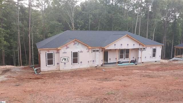 121 Mill Pond Road, Easley, SC 29642 (MLS #1454817) :: Prime Realty