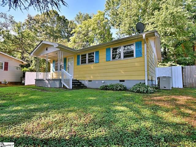 1064 Crosby Lane, Spartanburg, SC 29303 (MLS #1454862) :: Prime Realty