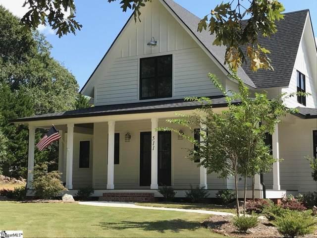 511 Mountain View Road, Williamston, SC 29697 (#1454865) :: Hamilton & Co. of Keller Williams Greenville Upstate