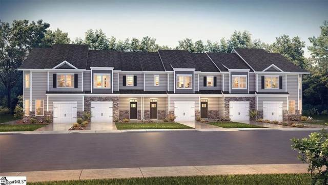 24 Planters Place, Greer, SC 29650 (#1454870) :: Dabney & Partners