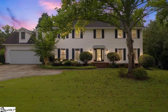1404 Plantation Drive, Simpsonville, SC 29681 (#1454872) :: The Haro Group of Keller Williams