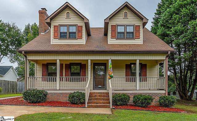 403 Oakcreek Drive, Easley, SC 29642 (#1454893) :: The Haro Group of Keller Williams