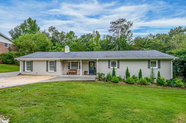 105 Theodore Drive, Greenville, SC 29611 (#1454902) :: The Haro Group of Keller Williams