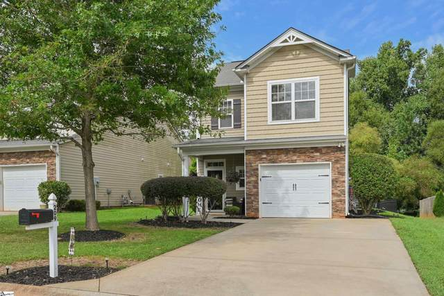 209 Stonewood Crossing Drive, Boiling Springs, SC 29316 (#1454911) :: The Toates Team