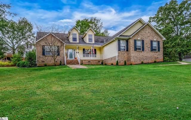 120 Willene Drive, Piedmont, SC 29673 (MLS #1454970) :: EXIT Realty Lake Country
