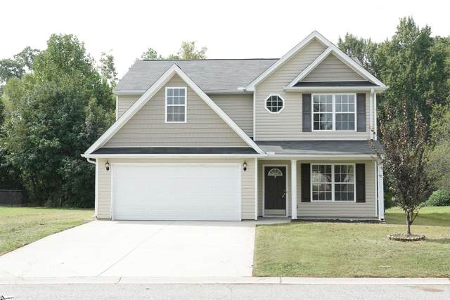 984 Slow Creek Court, Boiling Springs, SC 29316 (#1454972) :: The Toates Team