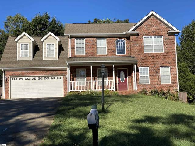 245 Country Forest Lane, Lyman, SC 29635 (#1454979) :: The Haro Group of Keller Williams