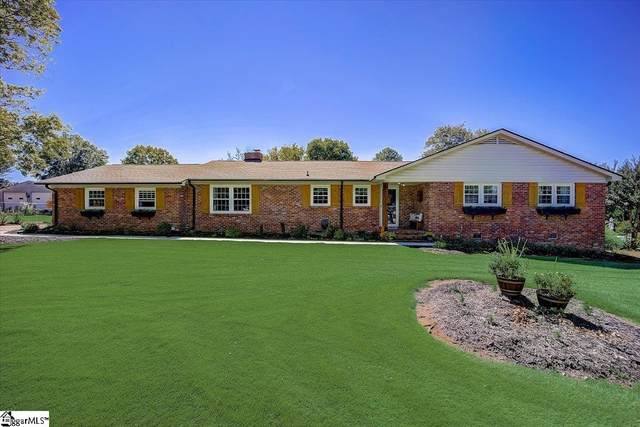 33 Rollingreen Road, Greer, SC 29651 (#1454983) :: The Toates Team