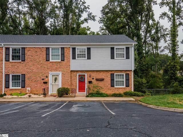 815 Edwards Road Unit 9, Greenville, SC 29615 (MLS #1454994) :: Prime Realty