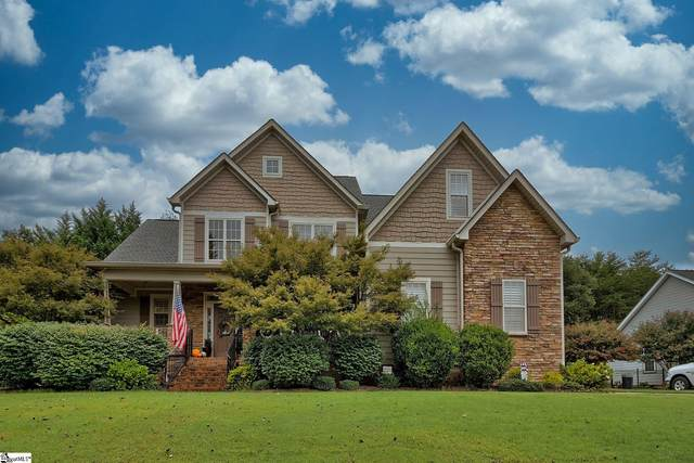 14 Windswept Knoll Drive, Taylors, SC 29687 (#1454995) :: The Toates Team