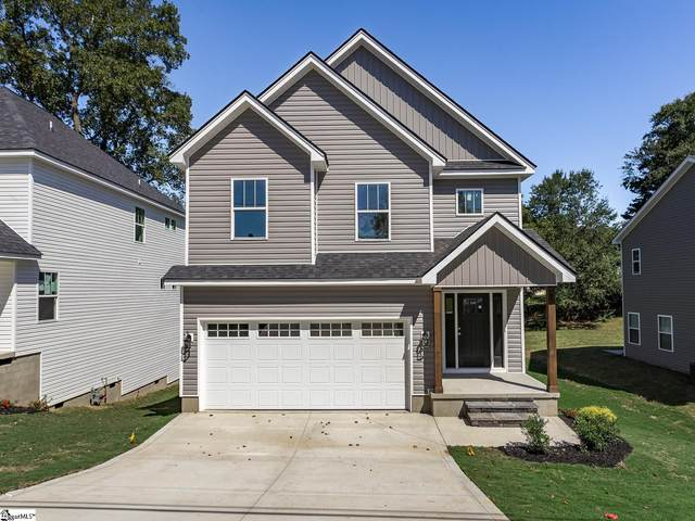128 Tremont Avenue, Greer, SC 29651 (#1455018) :: The Toates Team