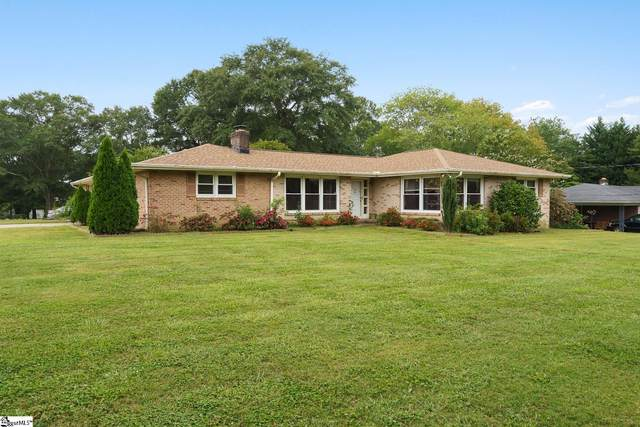 14 Clingstone Drive, Taylors, SC 29687 (MLS #1455019) :: EXIT Realty Lake Country