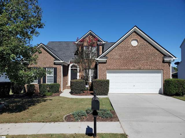 7 Waters Reach Lane, Simpsonville, SC 29681 (#1455021) :: The Toates Team