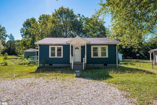 231 Fox Drive, Spartanburg, SC 29302 (#1455030) :: Hamilton & Co. of Keller Williams Greenville Upstate