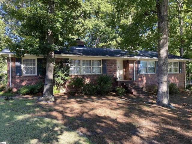 700 Confederate Circle, Taylors, SC 29687 (#1455042) :: Hamilton & Co. of Keller Williams Greenville Upstate