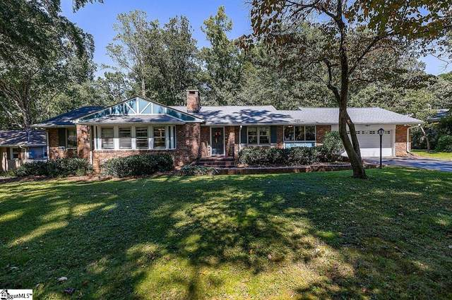 217 Lake Fairfield Drive, Greenville, SC 29615 (#1455077) :: Modern