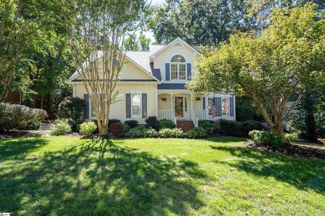 207 Holly Crest Circle, Simpsonville, SC 29681 (#1455093) :: The Toates Team