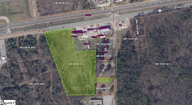00000 Highway 76 East, Clinton, SC 29325 (#1455116) :: Hamilton & Co. of Keller Williams Greenville Upstate