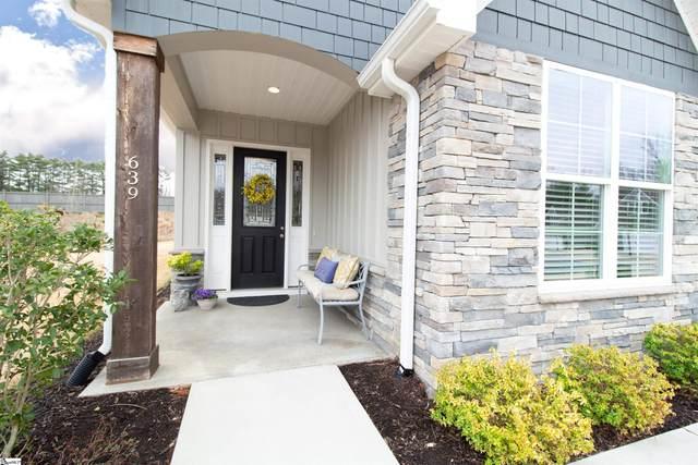 639 Ponden Drive, Greer, SC 29650 (MLS #1455133) :: Prime Realty
