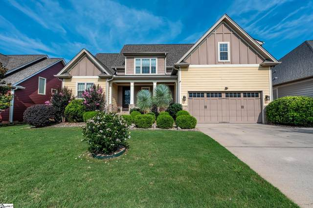 532 Horton Grove Road, Greer, SC 29651 (MLS #1455146) :: Prime Realty