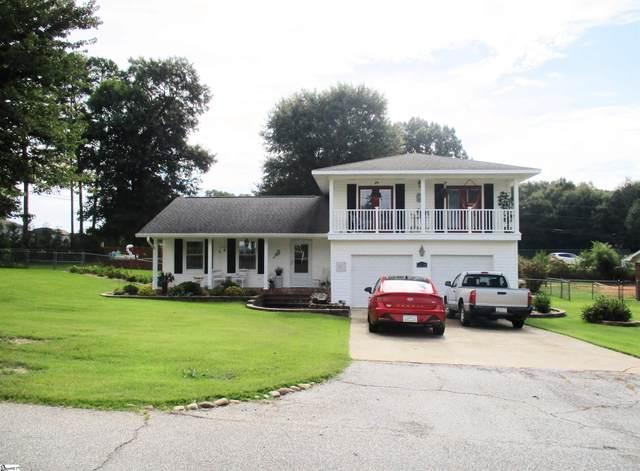 318 Woodfield Drive, Easley, SC 29642 (#1455153) :: Hamilton & Co. of Keller Williams Greenville Upstate