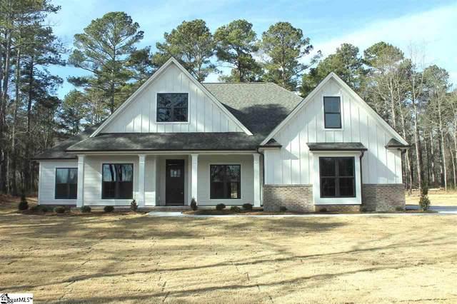 342 Paradise Vista Drive, Williamston, SC 29697 (MLS #1455162) :: Prime Realty