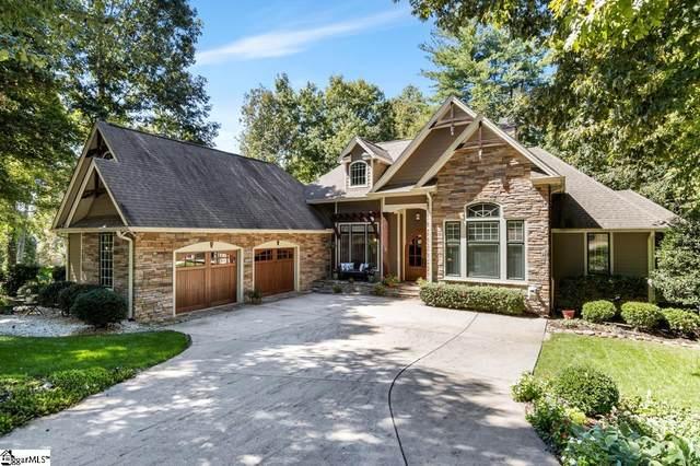 2 Winding Oaks Drive, Travelers Rest, SC 29690 (#1455207) :: Hamilton & Co. of Keller Williams Greenville Upstate