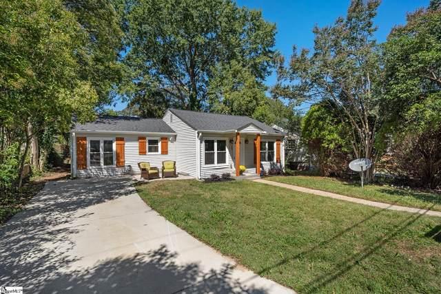 108 Cumberland Avenue, Greenville, SC 29607 (MLS #1455208) :: Prime Realty