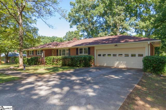 303 Brook Forest Drive, Anderson, SC 29621 (MLS #1455222) :: Prime Realty