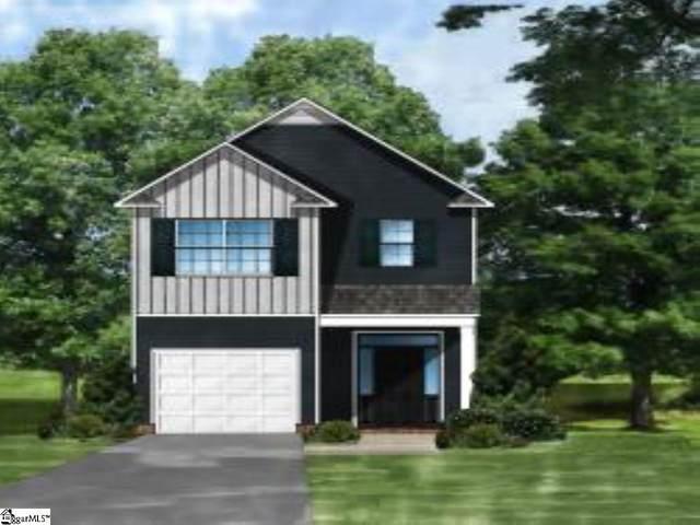 118 Highland Park Court Lot 8, Easley, SC 29642 (#1455279) :: Hamilton & Co. of Keller Williams Greenville Upstate